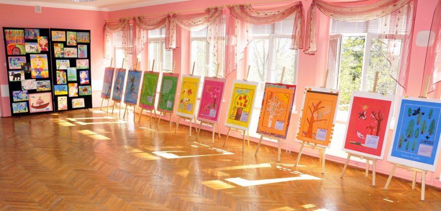 Mój Kolorowy Świat - wystawa 2010
