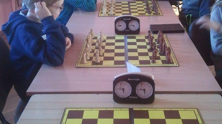 Turniej szachowy 2015