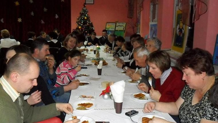 Spotkanie wigilijne 2011