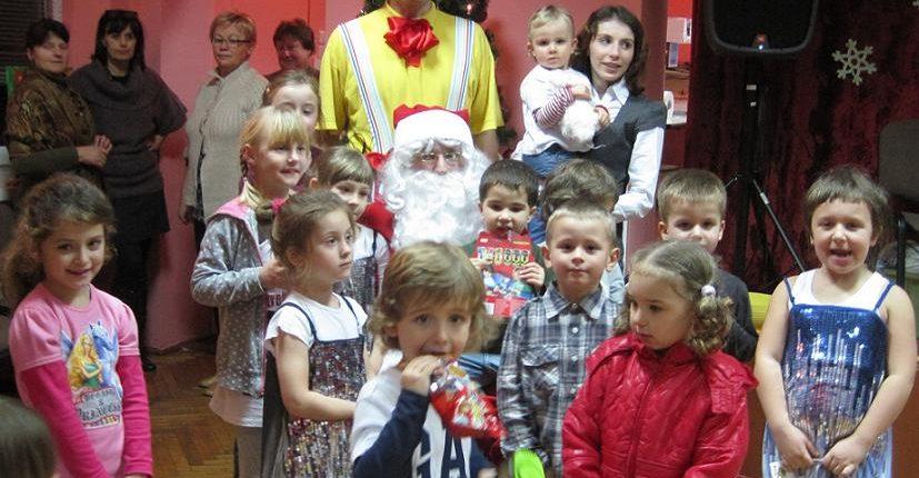 Mikołaj dzieciom 2011